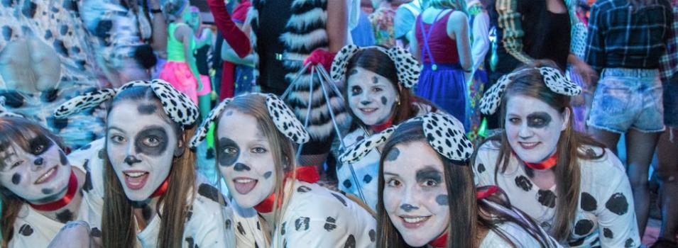 """Westlands Carnaval """" Goud met een Zachte G"""""""